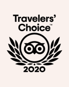 2020 Travelers' Choice Award-Birmingham Manor