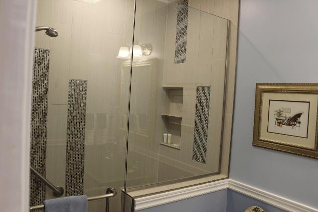 sandringham shower 4